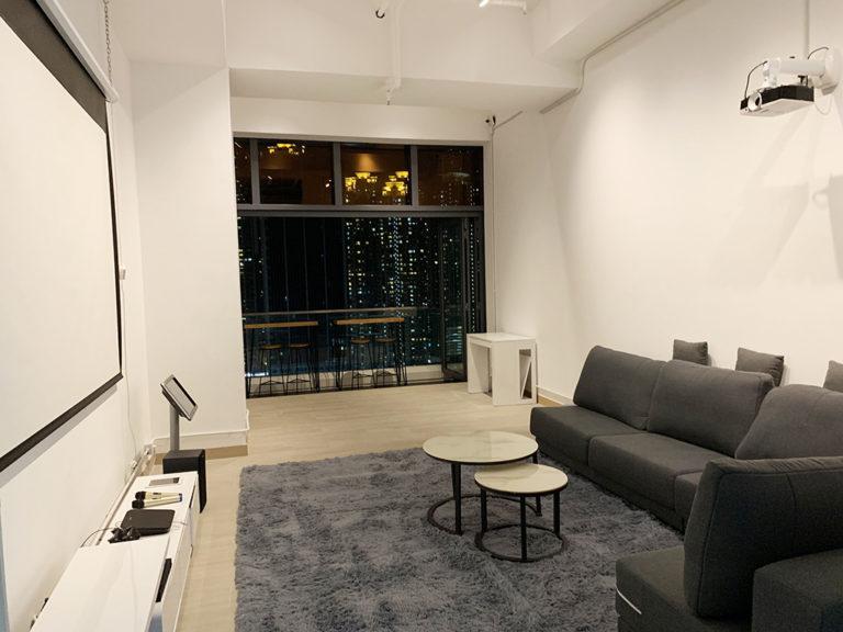 場地以家的感覺為設計出發﹐務求客人有置身住家的場境